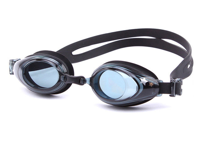 Soft Silicone Anti Mist Swimming Goggles No Leak Three Size For Choice